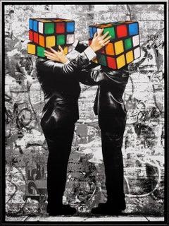 Hijack, 'Puzzled' I, 2020