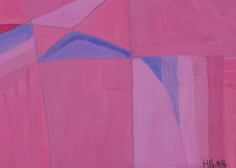 Untitled (Pink Study) For Sale 1
