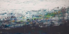 Lithosphere 202, Painting, Acrylic on Canvas