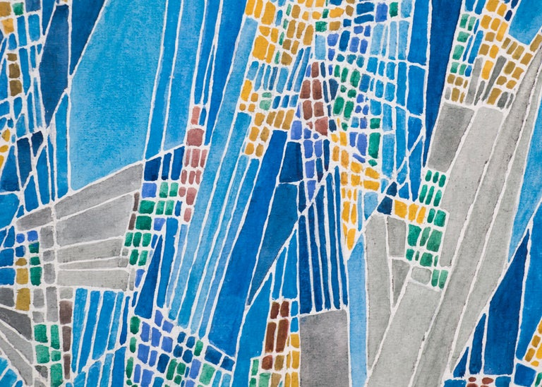 Bach - English Suite No.2 in A Minor - II Allemande (Abstract Composition) For Sale 4