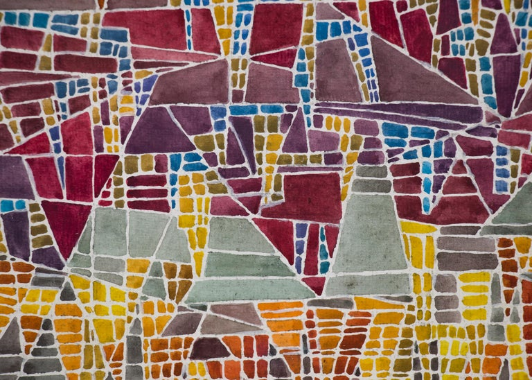 Bach - English Suite No.2 in A Minor - V Bourree (Abstract Composition) For Sale 5