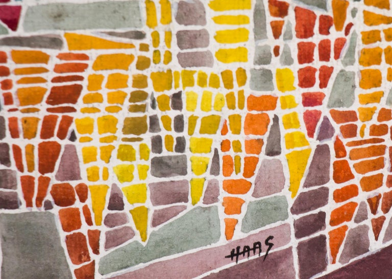 Bach - English Suite No.2 in A Minor - V Bourree (Abstract Composition) For Sale 7
