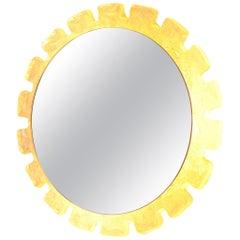 Hillebrand Round Mirror Light