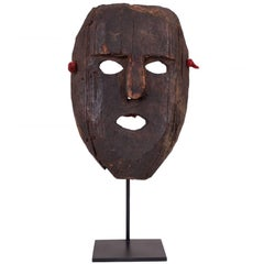 Himalayan Tribal Mask from Nepal