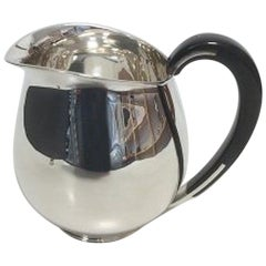 Hingelberg Sterling Silver Pitcher by Svend Weihrauch