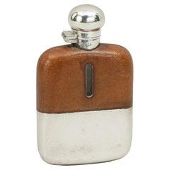 Hip Flask by James Dixon & Son