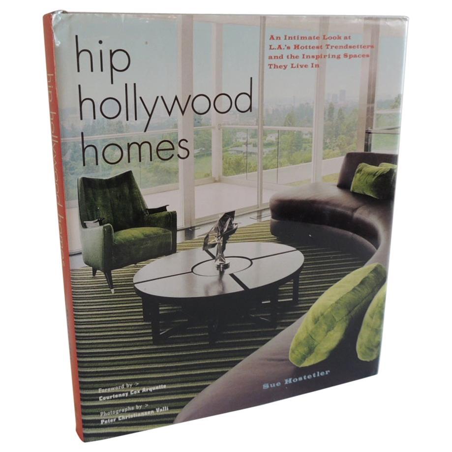 Hip Hollywood Homes Book