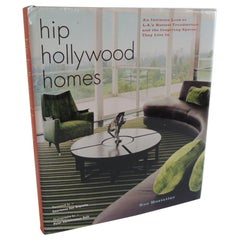 Hip Hollywood Homes Book