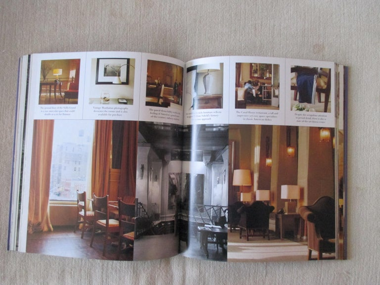 North American Hip Hotels Paperback Book For Sale