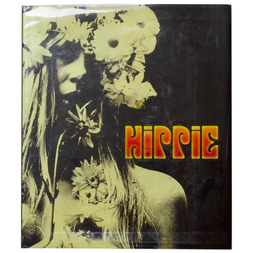 Hippie by Barry Miles, Signed