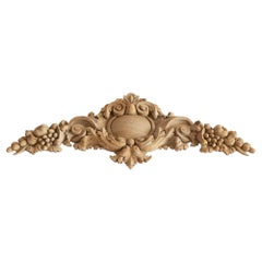 Hiqh Quality Unfinished Wall Applique for Interior, Millwork Wood Onlay