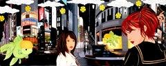 Battle royale, chisato.m & satomi.n