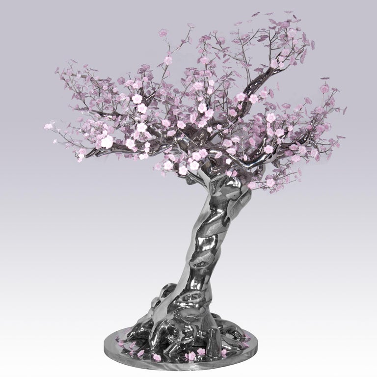 hanami - Sculpture by HIRO ANDO