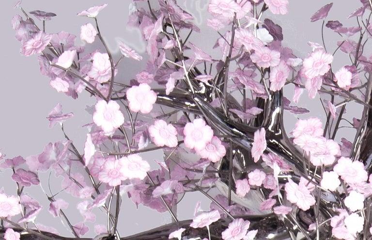 hanami - Contemporary Sculpture by HIRO ANDO