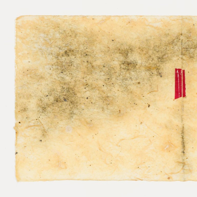 WOP 2 - 00669 - Colour-Field Mixed Media Art by Hiro Yokose