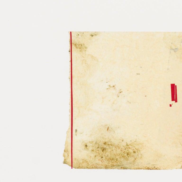 WOP 2 - 00671 - Colour-Field Mixed Media Art by Hiro Yokose