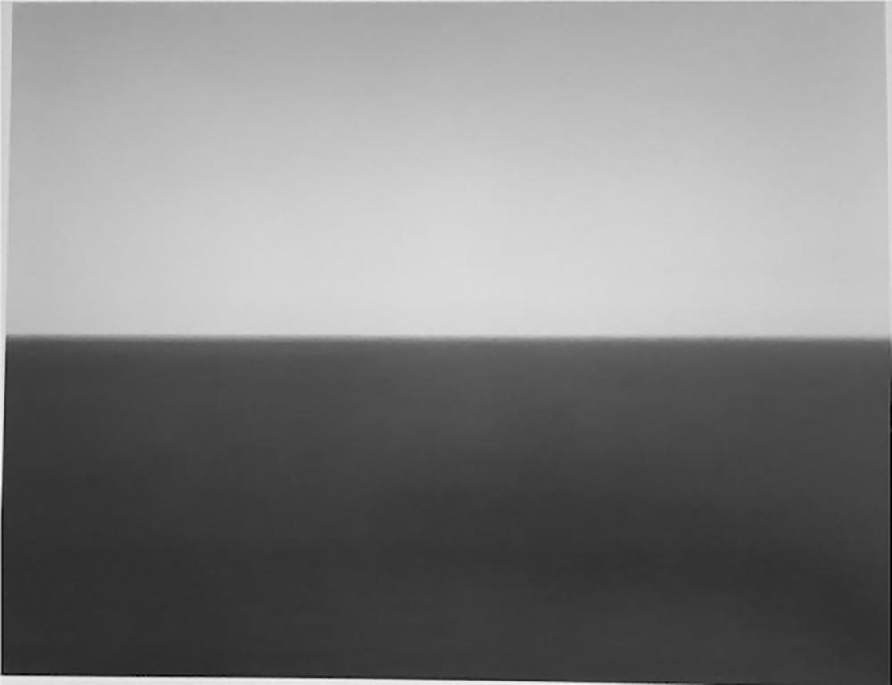 Adriatic Sea, Gargano, 1990, #342 - Hiroshi Sugimoto