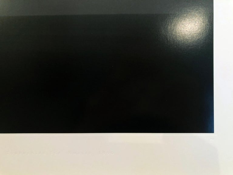 """""""I imagine my vision then try to make it happen, just like painting,"""" Sugimoto says. """"The reality is there, but how to make it like my reality."""" This photograph by Hiroshi Sugimoto exemplifies his"""