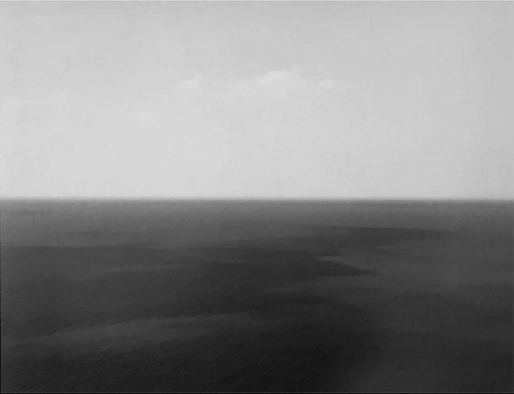 Marmara Sea, Silivli, 1991, #369 - Hiroshi Sugimoto