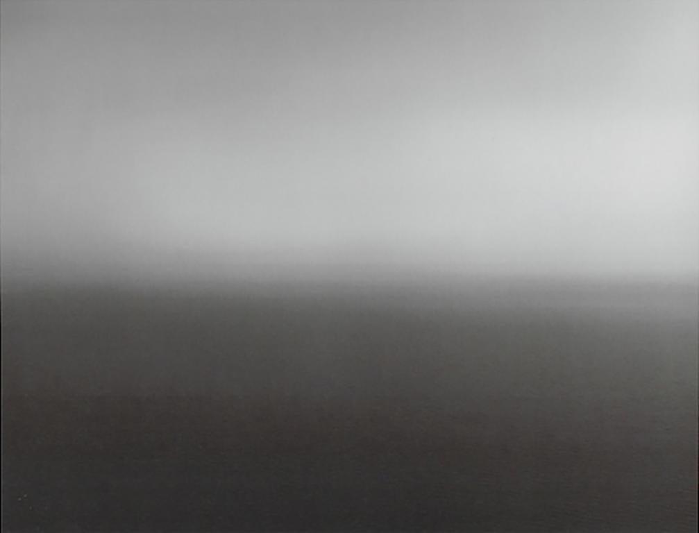 Mediterranean Sea, La Ciotat, 1989, #324 - Hiroshi Sugimoto
