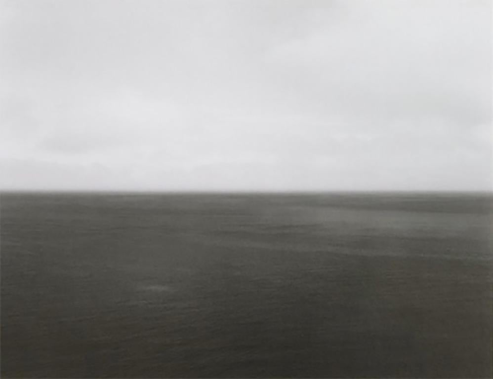 North Sea, Berriedale, 1990, #336 - Hiroshi Sugimoto