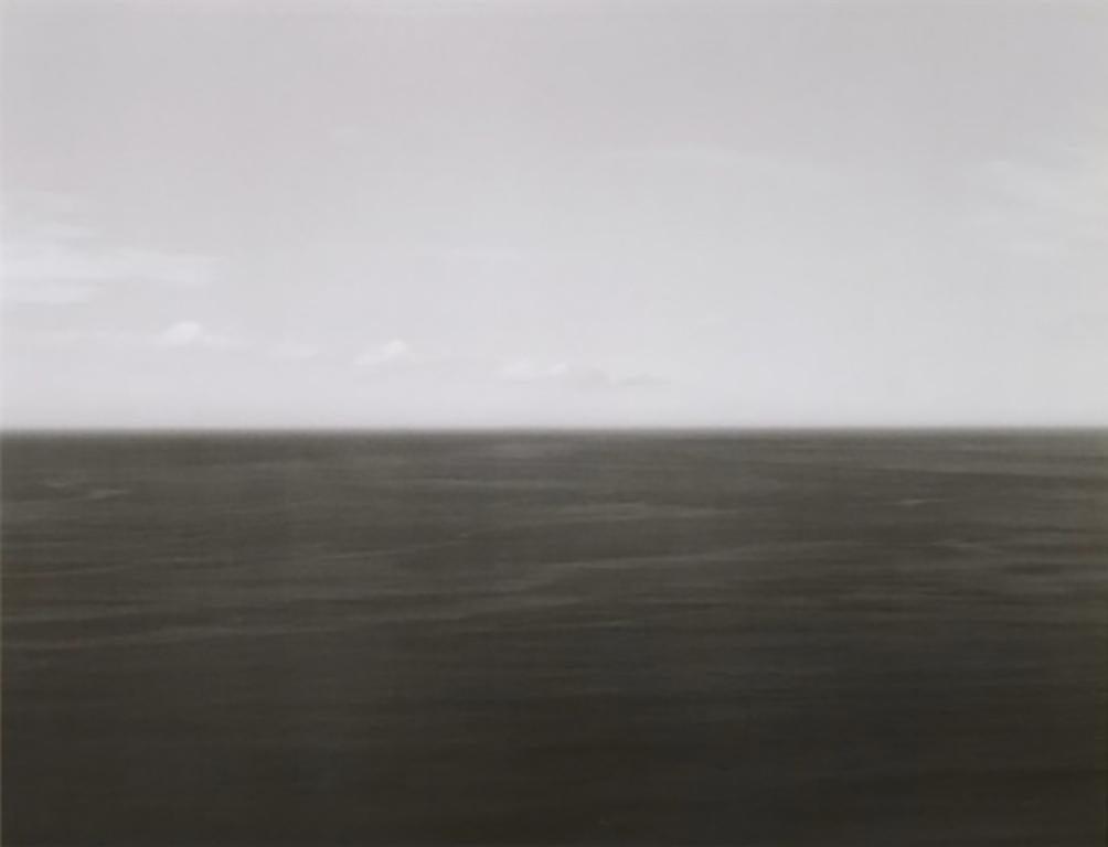 South Pacific Ocean, Maraerui, 1990, #329 - Hiroshi Sugimoto