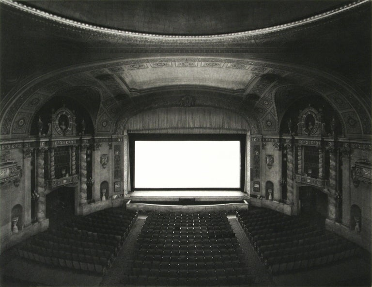 Theaters by Hans Belting, 2001 - Photograph by Hiroshi Sugimoto