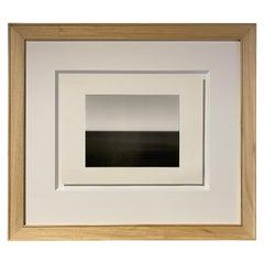 Hiroshi Sugimoto, South Pacific Ocean, Maraenui, 1990, in Large Handmade Frame