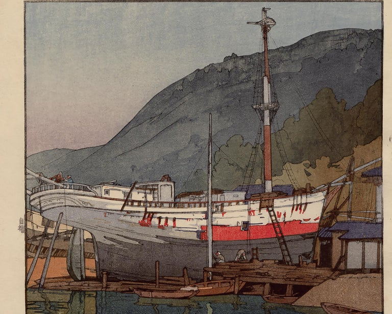 Kinoe Harbor 3