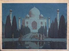 Night in Taj Mahal No. 6