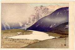 Tateyama Betsuzan from the Japan Alps Series