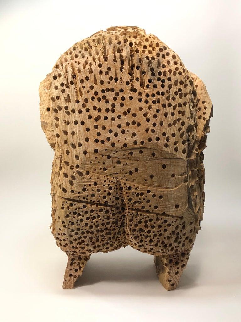 Untitled 243 - Sculpture by Hirosuke Yabe
