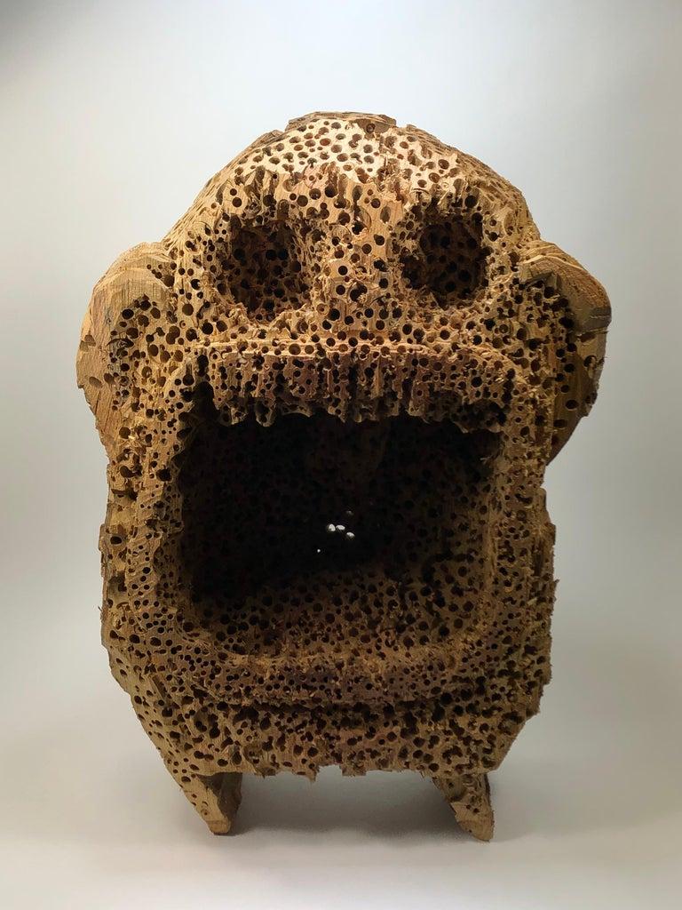 Hirosuke Yabe Figurative Sculpture - Untitled 243