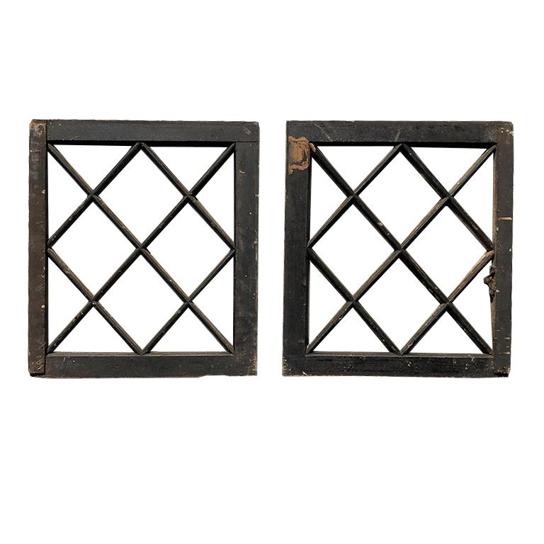 Historical Wood Windows Salvaged from Fire in Oklahoma City Mansion