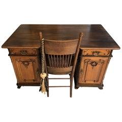 Historicism Baroque Revival Desk