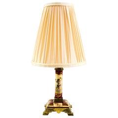 Historistic Table Lamp, Vienna, Around 1890s