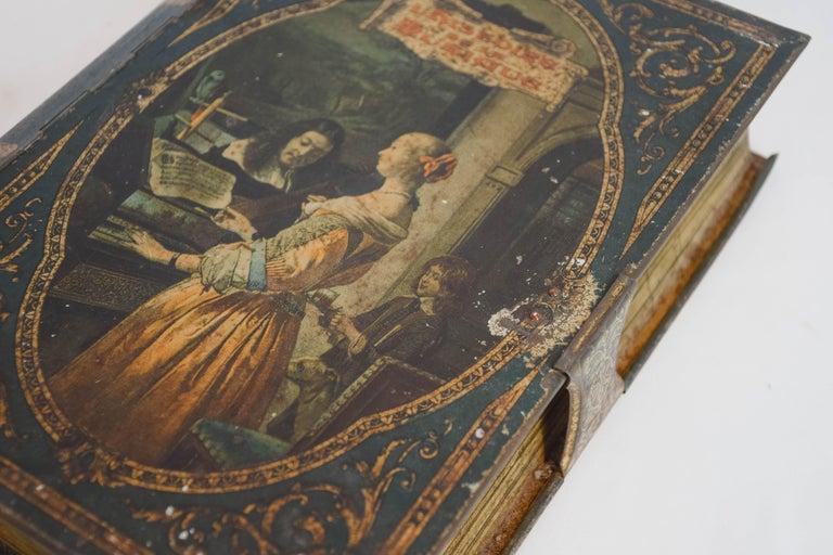 History De La Musique Metal Box For Sale 8