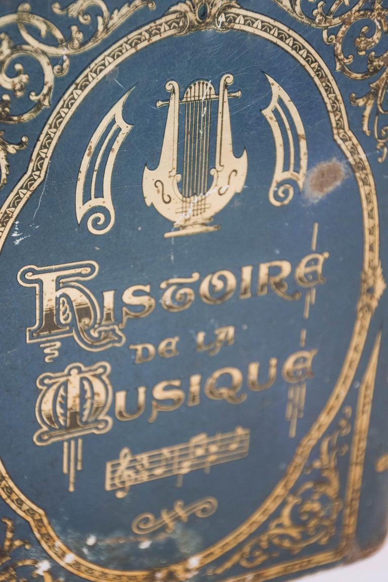 History De La Musique Metal Box For Sale 10