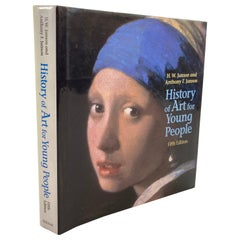 History of Art for Young People 5th Edition Hardcover Book