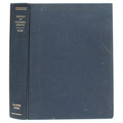 History of Columbia County New York