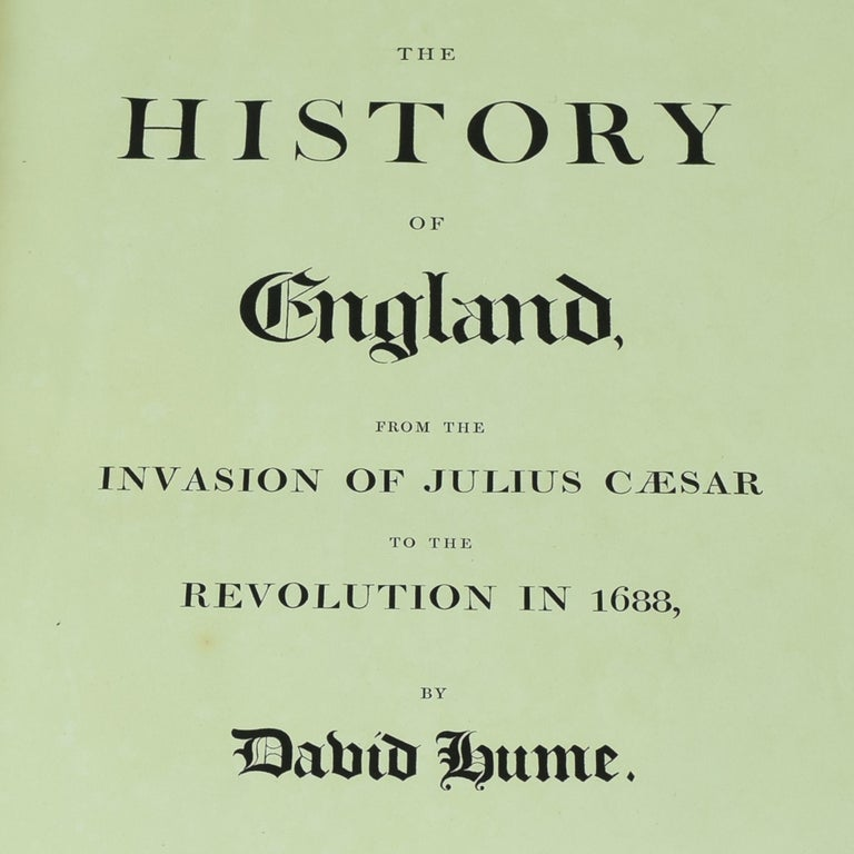 American History of England, Bowyer Edition, Ten Volumes For Sale