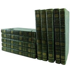 History of England, Bowyer Edition, Ten Volumes