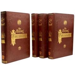 """History of Freemasonry"" by Robert Freke Gould, New Edition Revised, 1898"