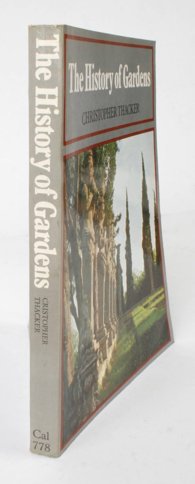 History of Gardens by Christopher Thacker For Sale 13