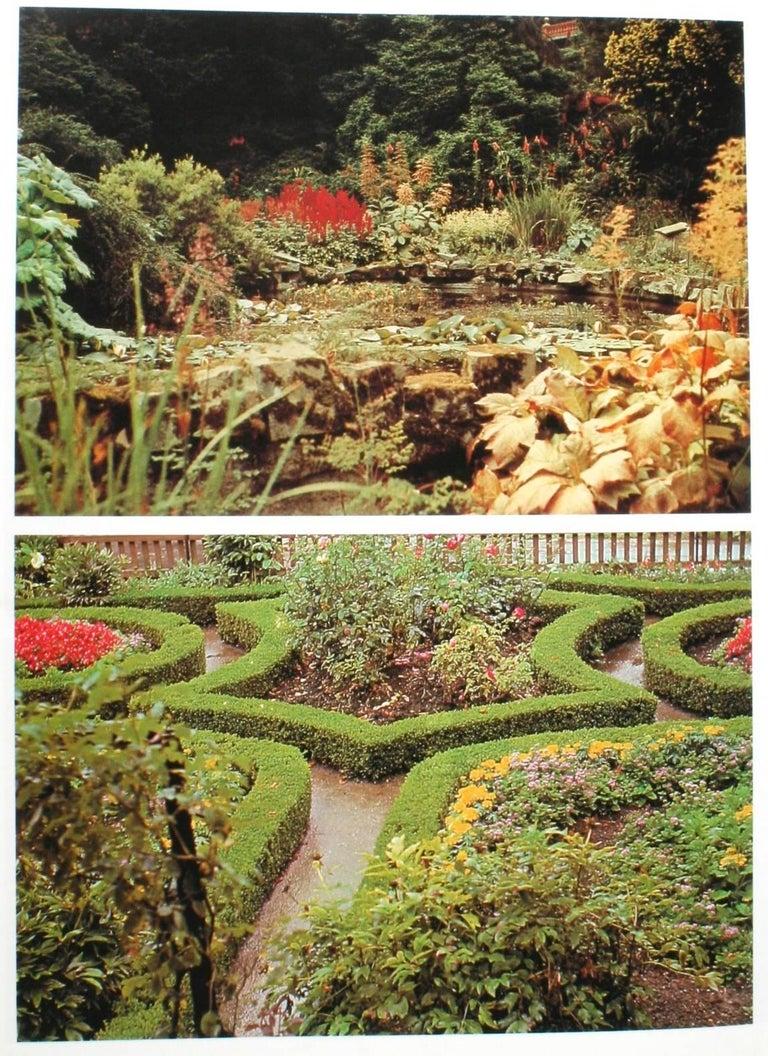 History of Gardens by Christopher Thacker In Good Condition For Sale In Kinderhook, NY