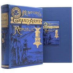 History of the Grand Army of the Republic, by Robert B. Beath, Illustrated, 1889