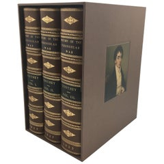 """""""History of the Peninsular War"""" by Robert Southey, First Edition Set, 1823-1832"""