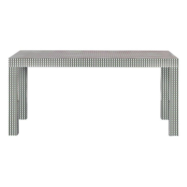 Hitan Green Optical Table by Chapel Petrassi
