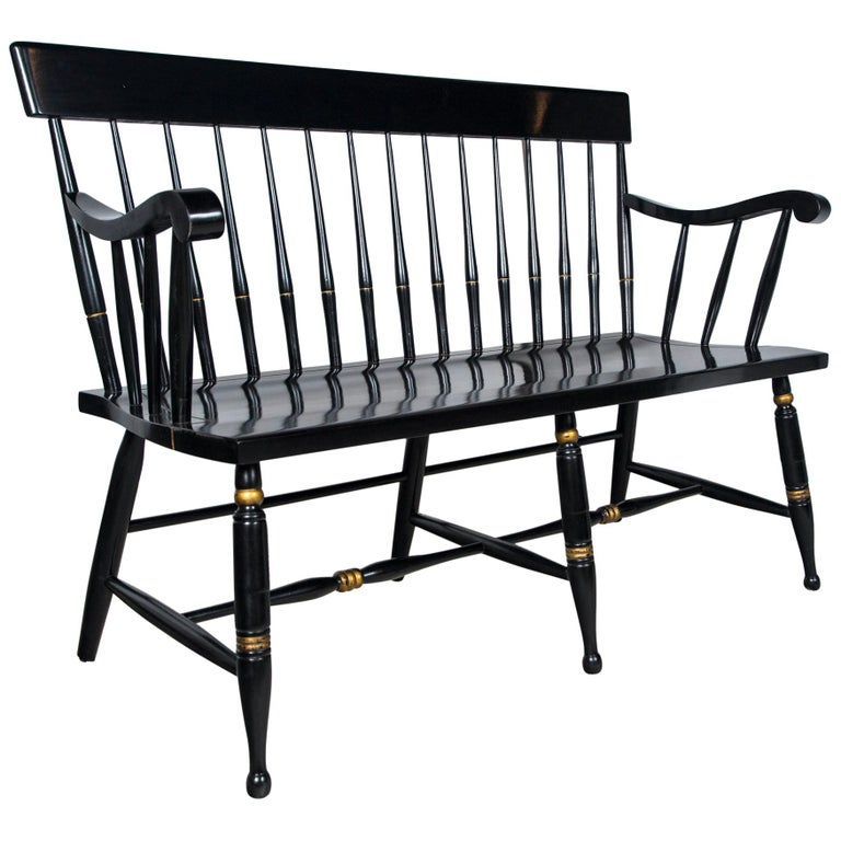 Awesome Hitchcock Bench Ocoug Best Dining Table And Chair Ideas Images Ocougorg