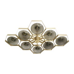 Hive Flush Mount by Fabio Ltd